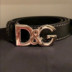 Accessories - Dolce and Gabbana womans belt